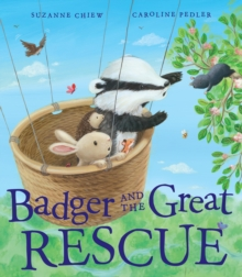 Badger and the Great Rescue, Paperback Book