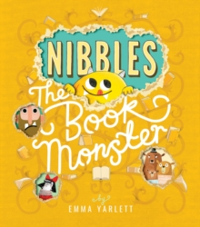 Nibbles: The Book Monster, Paperback Book