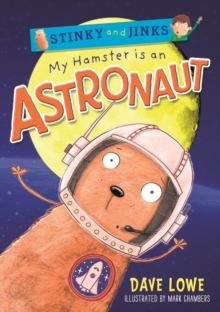 My Hamster is an Astronaut, Paperback