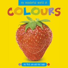 My Wonderful World of Colours, Hardback