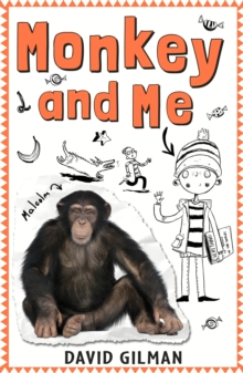 Monkey and Me, Paperback Book