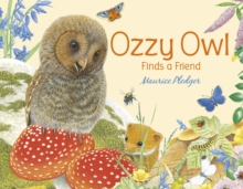 Ozzy Owl Finds a Friend, Board book