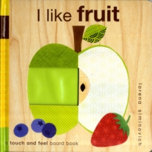 I Like Fruit, Board book
