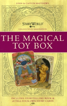 The Magical Toy Box, Cards