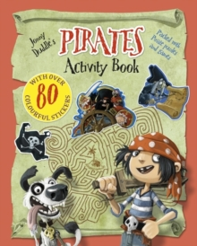 Jonny Duddle's Pirates Activity Book, Paperback