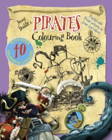 Jonny Duddle's Pirates Colouring Book, Paperback