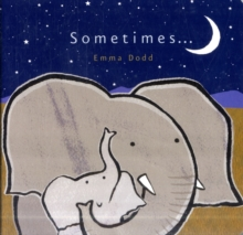 Sometimes ..., Board book