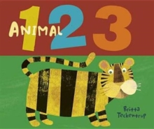 Animal 1,2,3, Board book