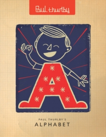 Paul Thurlby's Alphabet, Board book Book