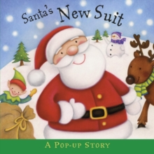 Santa's New Suit : Pop-Up, Hardback Book
