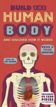 How to Build a Human Body, Hardback