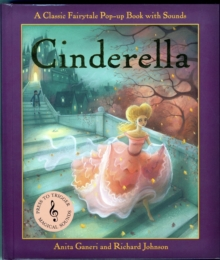 Cinderella : Pop-Up Fairytale Sounds, Hardback Book