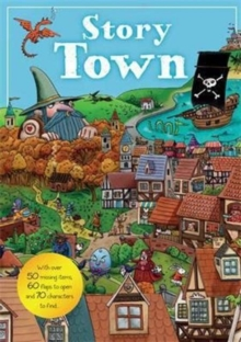 Story Town : Fairy Tales, Board book Book