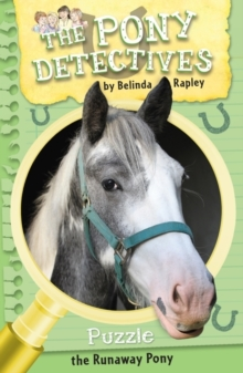 Puzzle, the Runaway Pony, Paperback Book