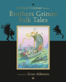 The Brothers Grimm Folk Tales, Hardback Book