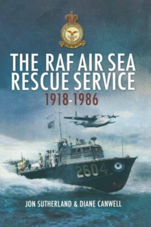 The RAF Air Sea Rescue Service 1918-1986, Paperback Book