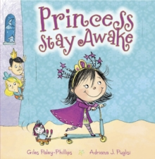 Princess Stay Awake, Paperback