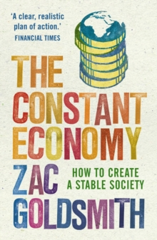 The Constant Economy : How to Create a Stable Society, Paperback