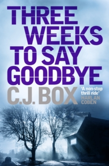 Three Weeks to Say Goodbye, Hardback Book