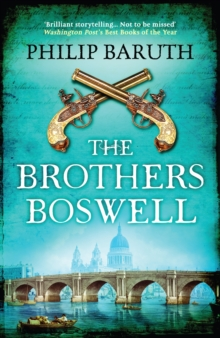 The Brothers Boswell, Paperback Book