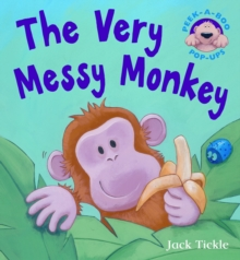 The Very Messy Monkey, Paperback Book