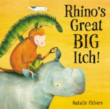 Rhino's Great Big Itch!, Paperback Book