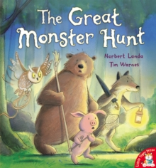 The Great Monster Hunt, Paperback