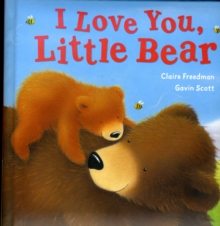 I Love You, Little Bear, Board book