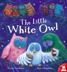 The Little White Owl, Paperback Book