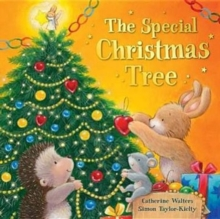 The Special Christmas Tree, Board book