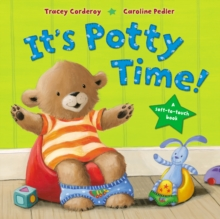 It's Potty Time!, Hardback