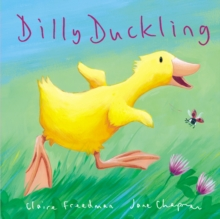Dilly Duckling, Hardback Book