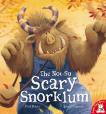 The Not-So Scary Snorklum, Paperback
