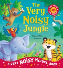 The Very Noisy Jungle, Novelty book