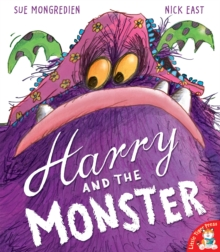 Harry and the Monster, Paperback Book