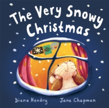 The Very Snowy Christmas, Board book