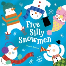 Five Silly Snowmen, Board book