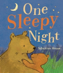 One Sleepy Night, Board book Book