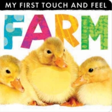 My First Touch and Feel Farm, Novelty book