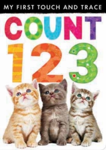 My First Touch and Trace: Count 123, Novelty book
