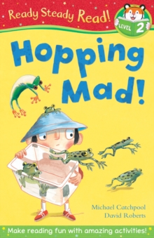 Hopping Mad!, Paperback