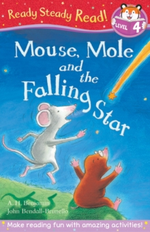 Mouse, Mole and the Falling Star, Paperback