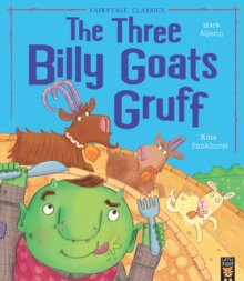 The Three Billy Goats Gruff, Paperback