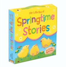 My Little Box of Springtime Stories, Novelty book Book