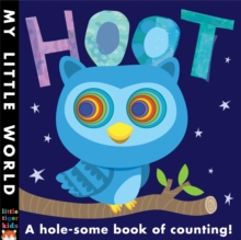Hoot : A hole-some book of counting, Novelty book