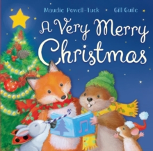 A Very Merry Christmas, Board book