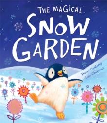 The Magical Snow Garden, Paperback Book