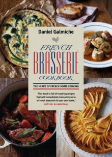 French Brasserie Cookbook, Paperback
