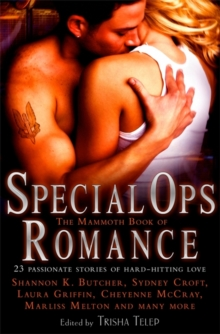The Mammoth Book of Special Ops Romance, Paperback