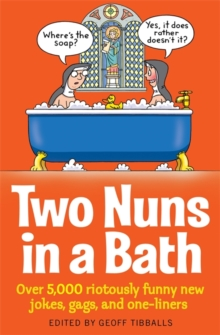 Two Nuns In A Bath, Paperback Book